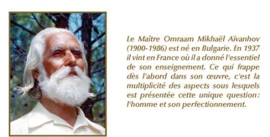 Les Vérités d'Omraam M. AÏVANHOV Omm10