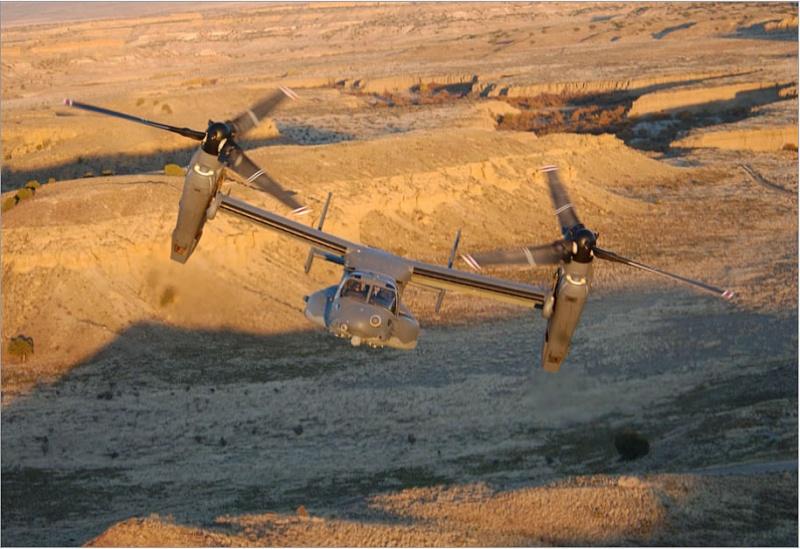Hélicoptères de Transport Tactique/lourd - Page 2 Cv22_410
