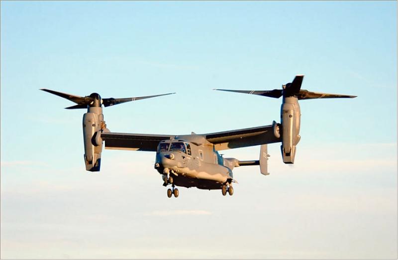 Hélicoptères de Transport Tactique/lourd - Page 2 Cv22_610