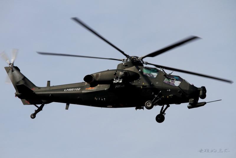 Hélicoptères de combats - Page 4 Z10-2710