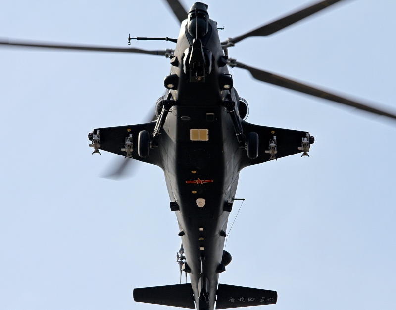 Hélicoptères de combats - Page 4 Z10-2714