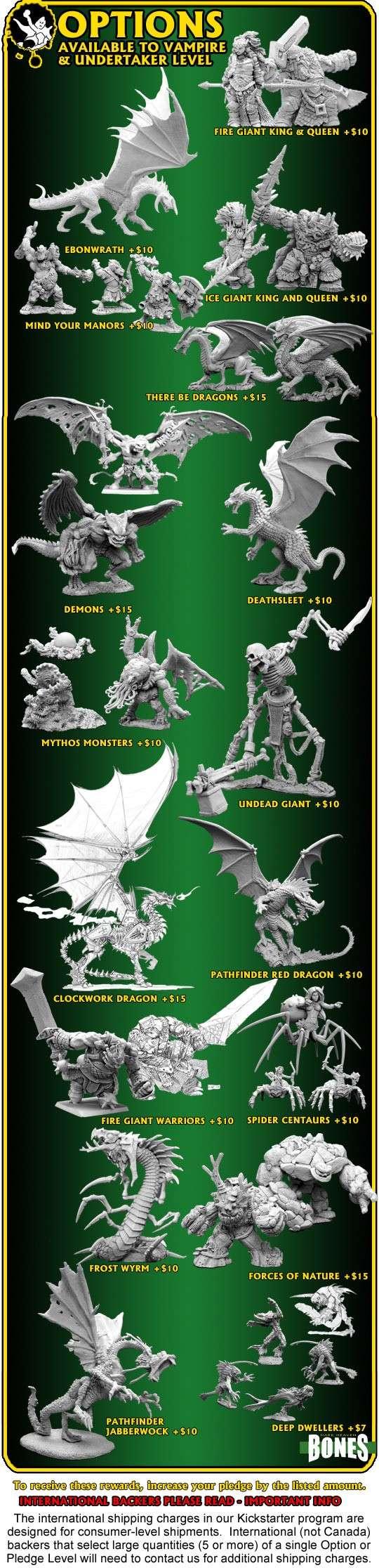 Kickstarter: Reaper Miniatures 9d15e310