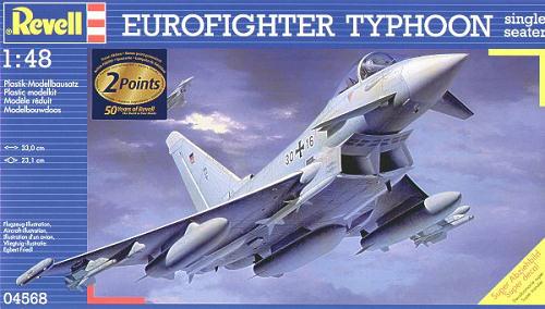 1/48th Revell Eurofighter Typhoon Bomane10