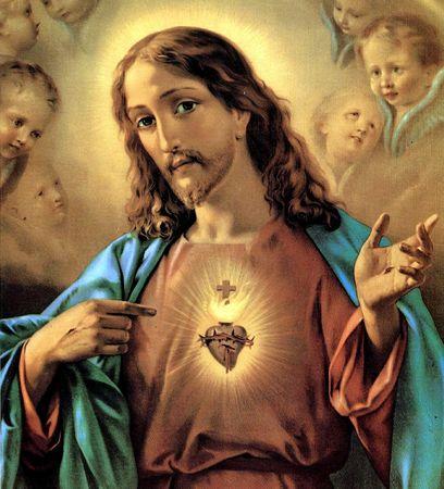 Neuvaine à l'Amour Miséricordieux de Jésus 49334410