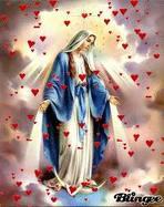 Consecration au Coeur de Marie Marie010