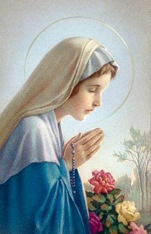 Exceptionnel Pour s'engager concrètement dans l'Armée de la Vierge Marie : RQ32