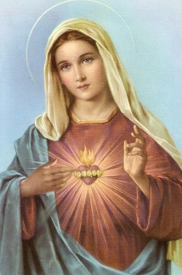 Consecration au Coeur de Marie Marie_21