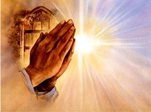 Neuvaine à l'Amour Miséricordieux de Jésus Prayin10