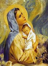 Chapelet d'Eloge à la Vierge Marie Sm10