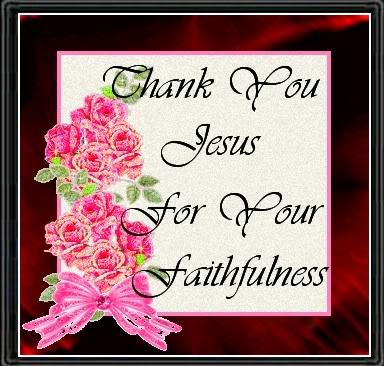 Notre Dieu Seigneur : Merci pour Toi Thanks11