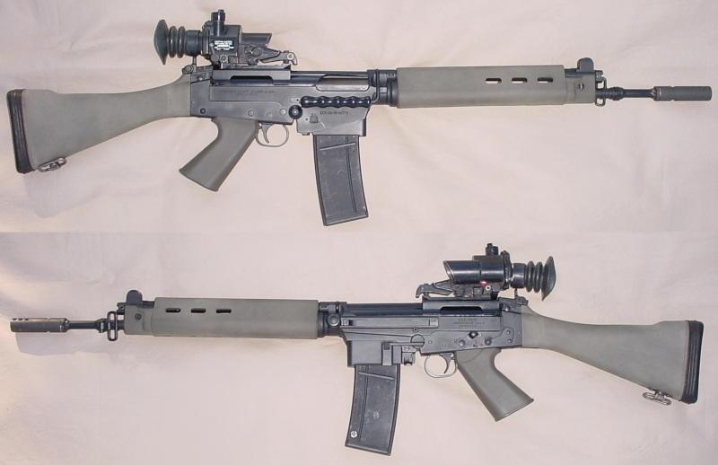 =Fal L1A1 Star= Rifle_10