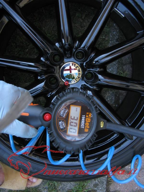Pulizie di Pasqua 2010, Alfa 159 Sportwagon, Max450 Max45109