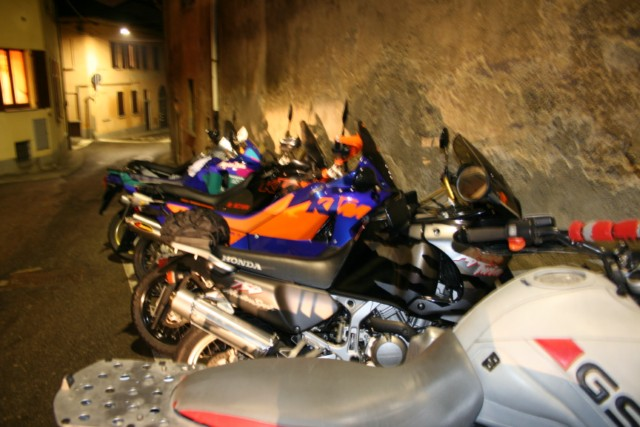 Sei un Alfa-biker ???  Presentati qui !!! Max45141