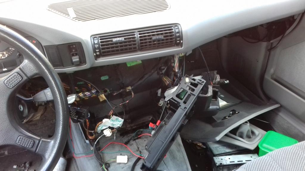 [ bmw E34 525i 24V m50 b25 an 1990 ] ventilateur intérieur ne fonctionne plus + buée pare brise 111