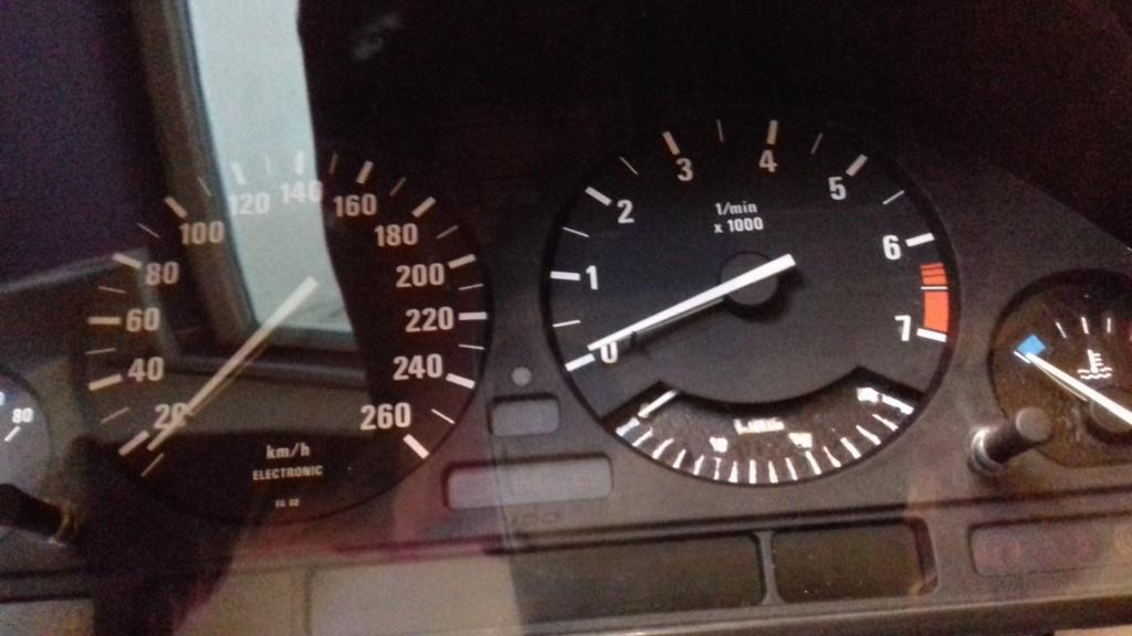 [ bmw E34 525i 24V an 1991 ] remplacement compteur et pas le bon kilométrage affiché (résolu) 20190426