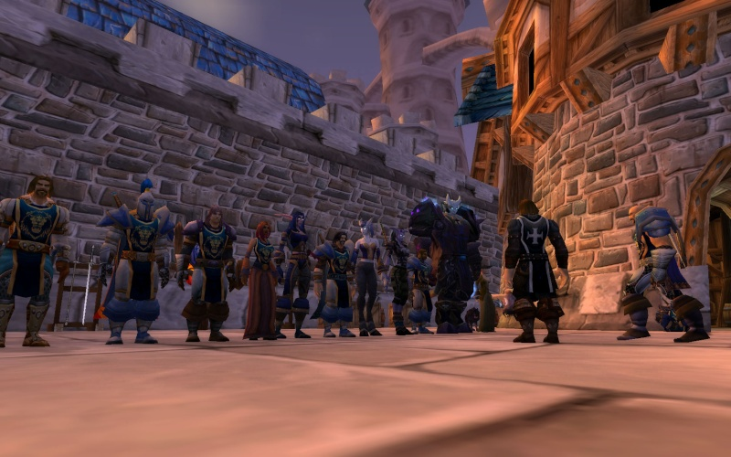 Whitestar Snapshots book (WOW RP screenshots) Wowscr28
