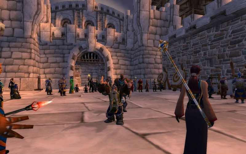 Whitestar Snapshots book (WOW RP screenshots) Wowscr47