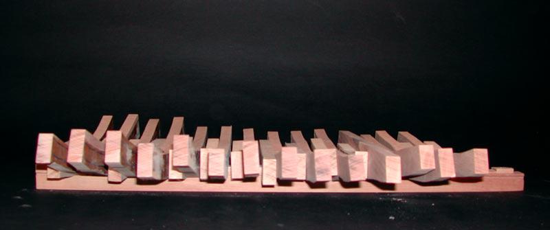Le Fleuron - Sezione Maestra scala 1:24 Dscn5122