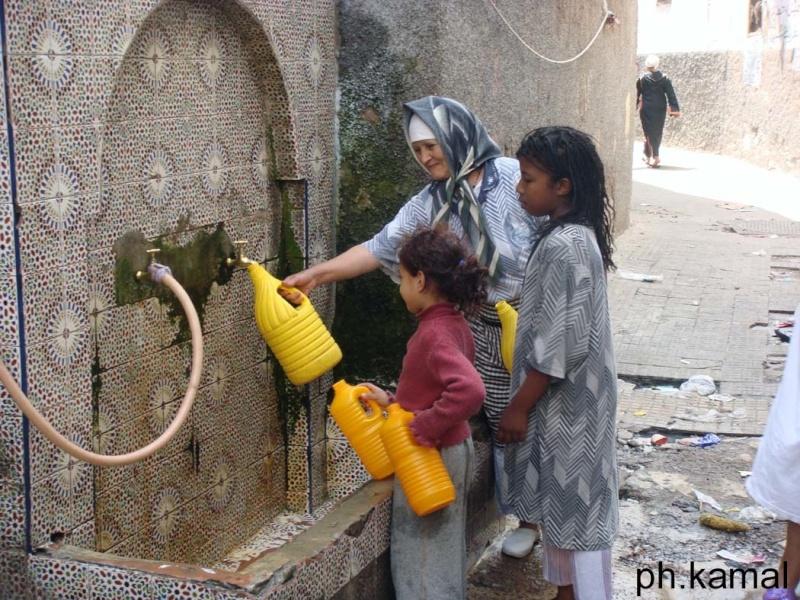Une histoire d'eau Entre l'eau du robinet et l'eau embouteillée Info_110