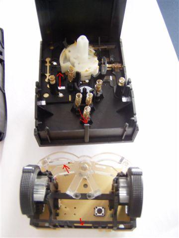 Tutorial modificare bloc de lumini la Astra G 5-desf10