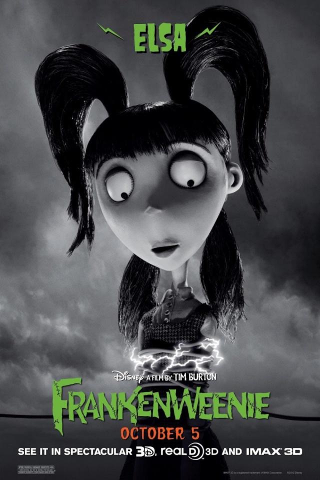 Frankenweenie - Moje najdraže čudovište (2012) Elsa-i10