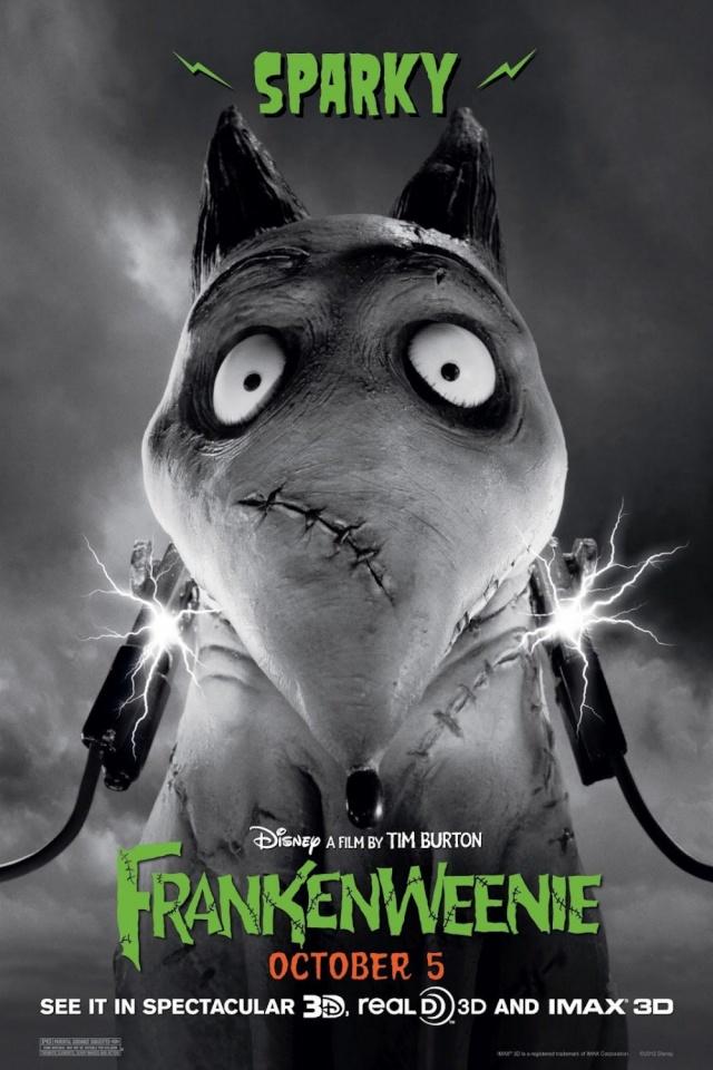 Frankenweenie - Moje najdraže čudovište (2012) Sparky10