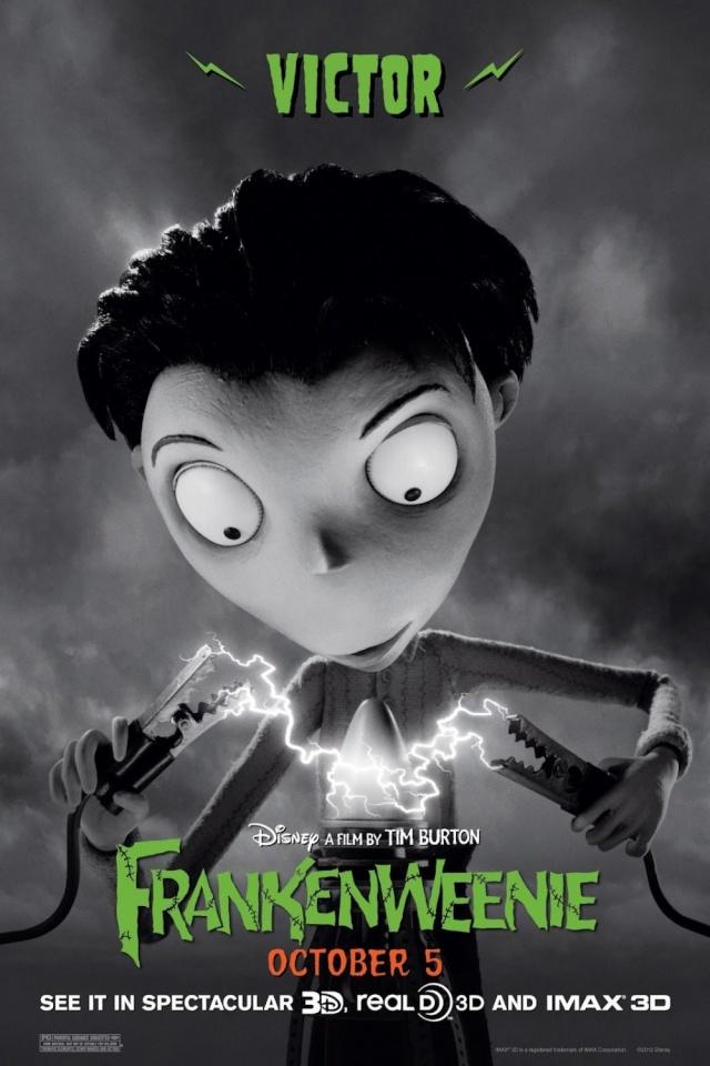 Frankenweenie - Moje najdraže čudovište (2012) Victor10