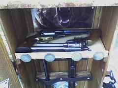 Le nouveau Gun cart de l'Ours Gc712