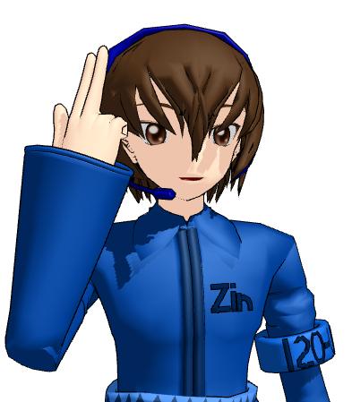 Kurisu has a mmd model now =D Avarar10