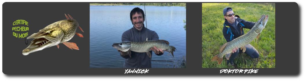 La Pêche des Carnassiers Yannic10