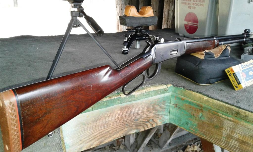 Winchester en calibre 25-35 win. 20161110
