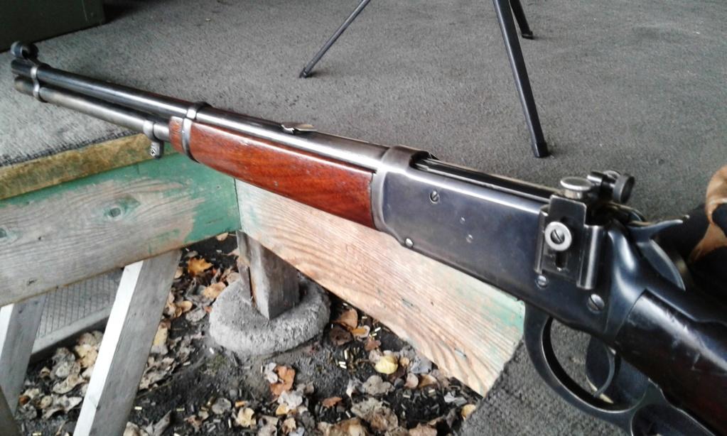 Winchester en calibre 25-35 win. 20161112