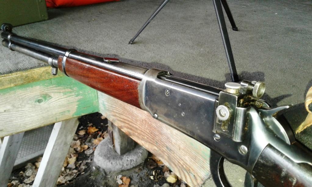 Winchester en calibre 25-35 win. 20161113