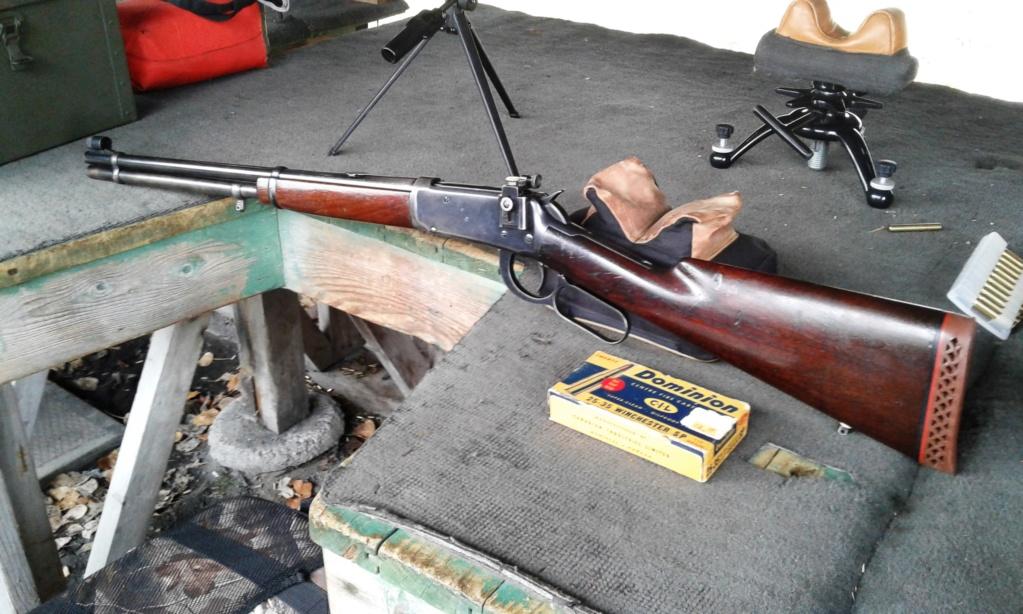 Winchester en calibre 25-35 win. 20161114