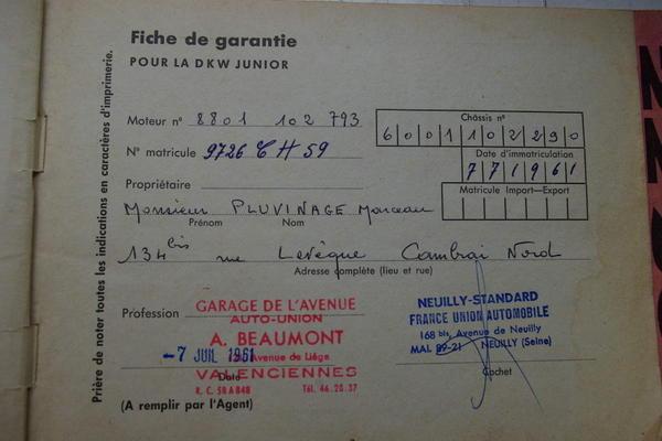 Vw en France - la concession VW Diffusion à Neuilly Imgp0910