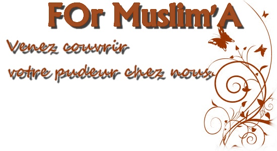 islamique confection