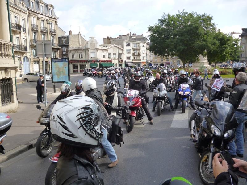 """Rassemblement des motards samedi 22 février 2012 à 14 heures """" parc des expositions à Reims """" contre le projet du contrôle technique sur les motos. Venez nombreux montrer votre hostilité... 02110"""