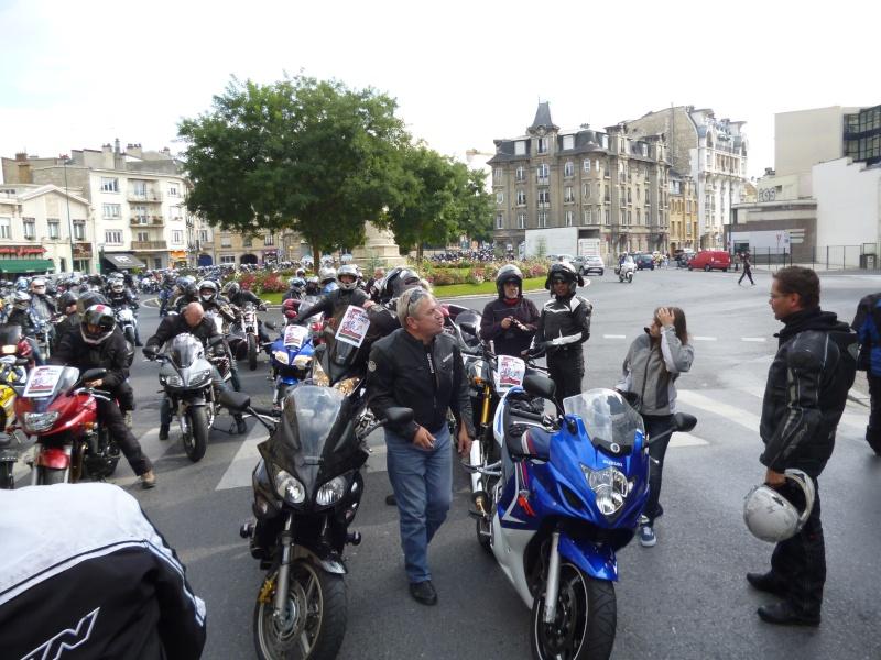 """Rassemblement des motards samedi 22 février 2012 à 14 heures """" parc des expositions à Reims """" contre le projet du contrôle technique sur les motos. Venez nombreux montrer votre hostilité... 02210"""