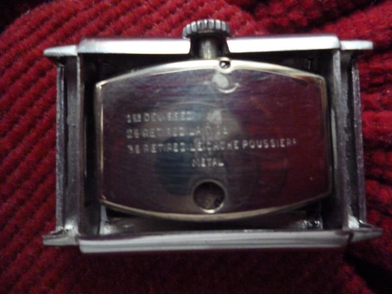( Montre échangée ) - Oméga T 17 acier, ce boîtier est rare. Possibilité d'échange si transaction en directe. Omaga_13
