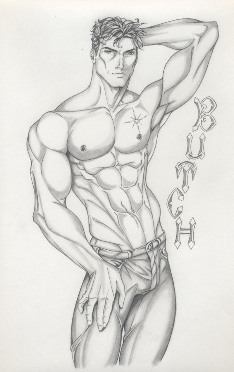 Images / Fan art / etc... Butch_10