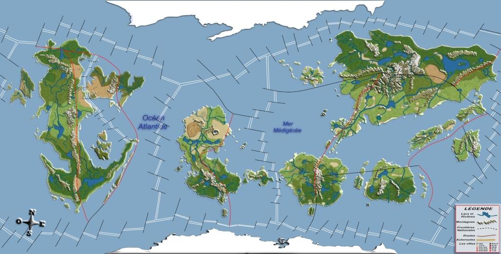 Carte des plaques lithosphériques/tectoniques  - Page 4 Carteg12