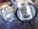Martini set encased in metal frame P1100011