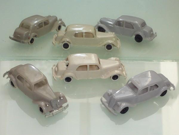 Citroën Traction Grises11