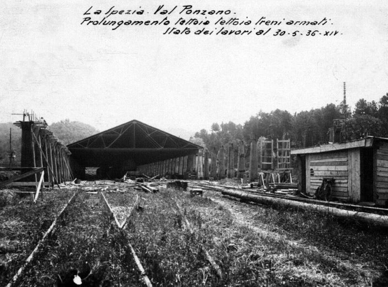 Trains blindés italiens 13610