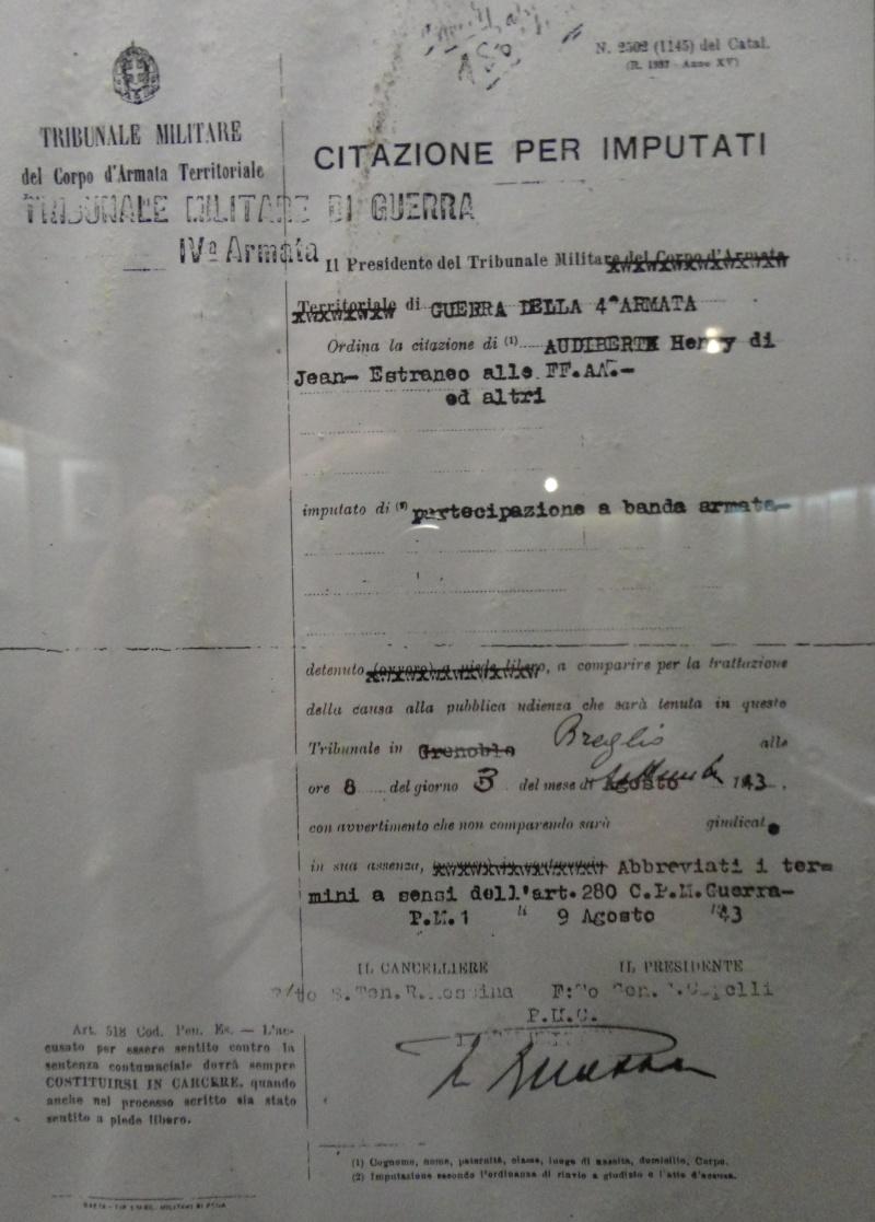 vu au Mémorial des Glières nécropole nationale    Dsc02211