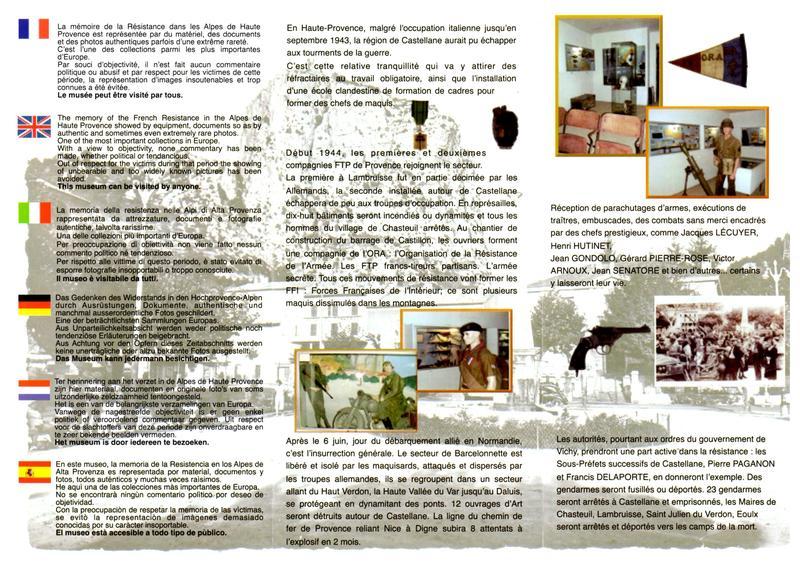 Musée de la Résistance de Castelanne (04) - Page 2 Img00211