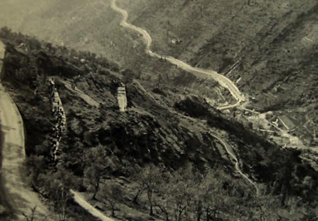 90e reggimento di fanteria  div cosséria verso mentone La_mar10