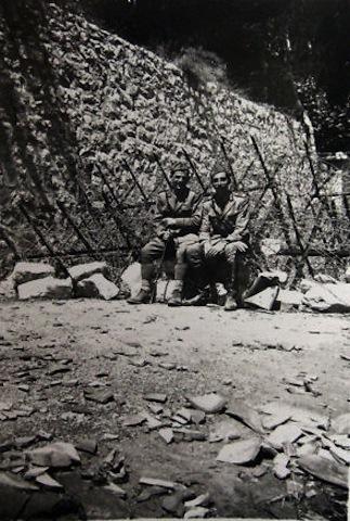90e reggimento di fanteria  div cosséria verso mentone Menton14