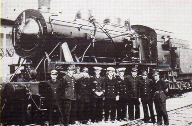 Trains blindés italiens Trenbl10