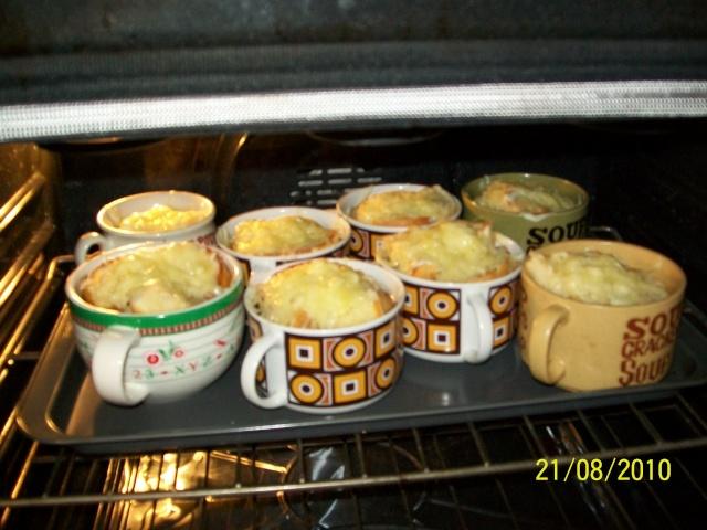 Ma soupe aux oignons Photon28